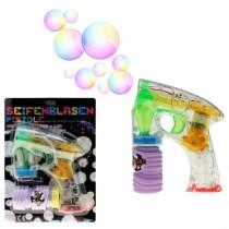 Seifenblasenpistole mit LED Licht VE1