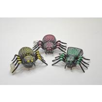 Spinne Fensterkletterer verschieden sortiert im Beutel 7 cm   VE24