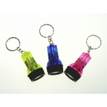 Taschenlampe Schlüsselanhänger LED Lampe Schlüsselkette Vapor  VE12