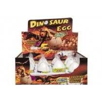Dinosaurier Ei Dino Ei Dinoei Dinosaurierei wachsender schlüpfender Dino VE12