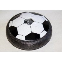 Fliegender Fußball schwebende Fußballscheibe Fußball Scheibe Luftkissen  VE1