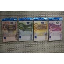 Mauspad Mousepad Geldschein Euroschein Banknote VE12